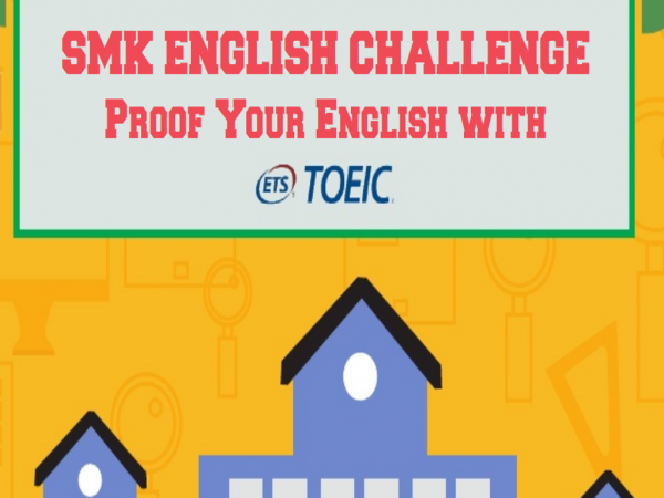 Daftarkan diri Anda Pada SMK English Challenge 2018