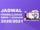 Jadwal Pelajaran SMKN 1 Pugaan 2020/2021